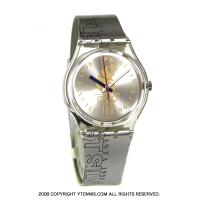 スウォッチ腕時計1996年アトランタ・オリンピック・テニス(男子シングルス)フィールドホッケー銀メダリスト用モデル