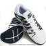 ナイキ(Nike) ロジャー・フェデラーフェデラーシンシナティマスターズ着用モデル ズームヴェイパー9ツアー ホワイト/アーマリーネイビー/ガイザーグレー テニスシューズ 全米オープンの画像4