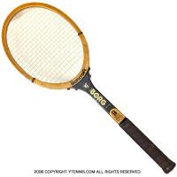 ヴィンテージラケット バンクロフト(Bancroft) ビョルン・ボルグ Bjorn Borg 木製 テニスラケット