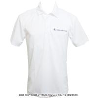 メルセデスカップ(Mercedes Cup)オフィシャル商品 ポロシャツ メンズ ホワイト 国内未発売