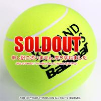 バボラ(BabolaT)×フレンチオープン 11インチ ジャンボテニスボール 国内未発売
