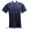 セール品 フィラ(Fila) ヘリテージ ポロシャツ ピーコート/ホワイト