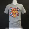 ナイキ(Nike) JDI Medalグラフィック Tシャツ グレー