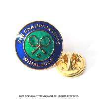 Wimbledon(ウィンブルドン) 全英オープンテニス オフィシャル記念グッズ 限定販 ピンバッチ