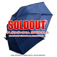 USオープンテニス オフィシャル商品 折りたたみ傘 アンブレラ ネイビー