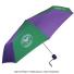 Wimbledon(ウィンブルドン)全英オープンテニス オフィシャル記念グッズ 折りたたみ傘 パラソル パープル/グリーンの画像1