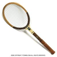 ウイルソン(WILSON) ヴィンテージラケット クリス・エバート オートグラフ テニスラケット 木製 ウッドラケット
