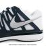 ナイキ(Nike) ロジャー・フェデラーフェデラーシンシナティマスターズ着用モデル ズームヴェイパー9ツアー ホワイト/アーマリーネイビー/ガイザーグレー テニスシューズ 全米オープンの画像5