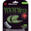 【在庫処分特価】ソリンコ(SOLINCO) ツアーバイト ダイヤモンド ラフ(Tour Bite Diamond Rough) グレー 1.30mm ポリエステルストリングス テニス ガット パッケージ品