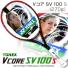 ヨネックス(Yonex) 2017年モデル Vコア SV 100 S 16x18 (270g) VCSV100SYX (VCORE SV 100S) テニスラケットの画像1