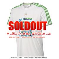 アディダス(adidas) 2012 ロンドンオリンピック Picto Matrix Tシャツ ホワイト