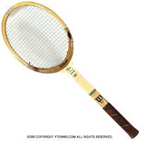 ヴィンテージラケット ウイルソン(WILSON) クリス・エバート トーナメント Chris Evert TOURNAMENT 木製 テニスラケット