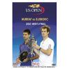 マレーVSジョコビッチ 2012年USオープン シングルスファイナル DVD インポート