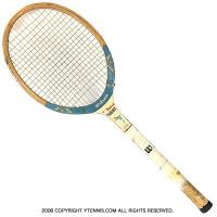 ヴィンテージラケット ウイルソン(WILSON) メアリー・ハードウィック ライト Mary Hardwick Light 木製 テニスラケット