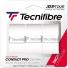 【新パッケージ】テクニファイバー(Tecnifibre) コンタクトプロ オーバーグリップテープ 3本パック ホワイトの画像1