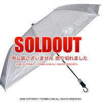 フレンチオープンテニス ローランギャロス セントアンドリューズクロス デザインパラソル 折り畳み傘 全仏オープン