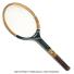 ウイルソン(WILSON) ヴィンテージラケット クリス・エバート チャンピオン テニスラケット 木製 ウッドラケットの画像1