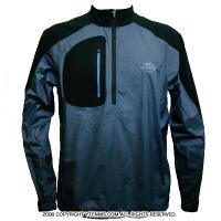 USオープンテニス ゼロリストリクション(zero restriction) オフィシャルジャケット チャコールグレー/ブラック 国内未発売
