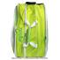 セール品 【超激レアモデル!】トップスピン(TOPSPIN) 海外限定カラー サーモ機能付 Culexo テニスバッグ 12本用 グリーン 国内未発売 ラケットバッグの画像4