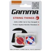 ガンマ(Gamma) ストリング・シングス バイブレーション ダンプナー スペースロケット/サターン