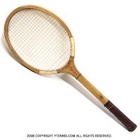 ヴィンテージラケット マスタープレイ テニスラケット 木製 ウッドラケット