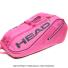 ヘッド(Head) ネオンピンク モンスターコンビ 海外限定モデル 12本用 テニスバッグ ラケットバッグの画像1