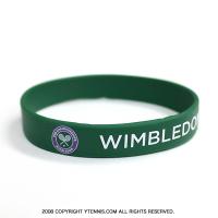 Wimbledon(ウィンブルドン)全英オープンテニス リストバンド オフィシャル記念グッズ グリーン