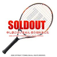 国内正規品ウイルソン(wilson)WRT209700 BURN 23 バーン23 ジュニア テニスラケット(張上済)