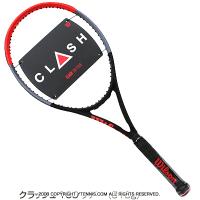 ウイルソン(Wilson) 2019年モデル クラッシュ 100 ツアー (310g) 16x19 (Clash 100 Tour) WR005711 テニスラケット