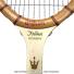 ウイルソン(WILSON) ヴィンテージラケット ジャック・クレーマー オートグラフ テニスラケット 木製 ウッドラケットの画像3