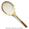 スポルディング(SPALDING) ヴィンテージラケット トロフィー テニスラケット 木製 ウッドラケット