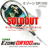 ヨネックス(YONEX) 2016年モデル Eゾーン ディーアール 100 (EZONE DR 100) 16x19 (285g) テニスラケット