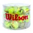 ウイルソン(WILSON) USオープン テニスボールキーリング 24個入り ボックスセット テニス大会景品にも最適の画像1