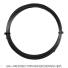 【12mカット品】ヘッド(HEAD) ホーク タッチ(HAWK Touch) ブラック 1.20mm/1.25mm テニス ガット ノンパッケージの画像1