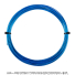 【12mカット品】ポリファイバー(Polyfibre) ヘキサブレイド(Hexablade) ブルー 1.18mm/1.20mm/1.25mm ポリエステルストリングス テニス ガット ノンパッケージの画像1