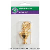 【新品アウトレット】ウィンブルドン(Wimbledon) オフィシャル商品 優勝カップ トロフィーキーリング キーホルダー