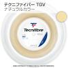 【新パッケージ】テクニファイバー(Tecnifiber) TGV ナチュラルカラー 1.30mm/1.25mm 200mロール ナイロンストリングス