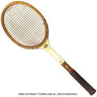 ヴィンテージラケット バンクロフト(Bancroft) ウィンブルドン WIMBLEDON 木製 テニスラケット