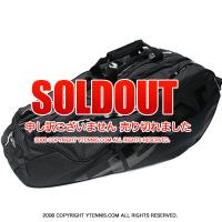 ヘッド(Head) チーム ブラックライン モンスターコンビ 海外限定モデル 12本用 テニスバッグ ラケットバッグ
