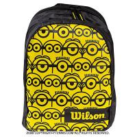 ウイルソン(Wilson) ジュニア用 ミニオン テニスバックパック ラケットバッグ(Junior Backpack Minions)WR8014001