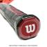 【錦織圭愛用シリーズ】ウイルソン(Wilson) 2017年モデル バーン100LS リバース 18x16 (Burn 100 LS REVERSE) WRT73671 (280g) テニスラケットの画像6