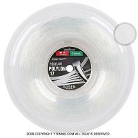 ゴーセン(GOSEN) ポリロン(POLYLON ICE) アイス(クリアカラー) 1.24mm/1.29mm 200mロール