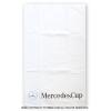 セール品 メルセデスカップ(Mercedes Cup)オフィシャル商品 プリントロゴ タオル ホワイト 国内未発売