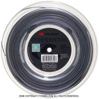 ソリンコ(SOLINCO) コンフィデンシャル(CONFIDENTIAL) ブラック 1.30mm/1.25mm/1.20mm/1.15mm 200mロール ポリエステルストリングス