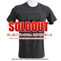 ATPワールドツアー メンズ ロゴプリントTシャツ グレー/ブラック 国内未発売