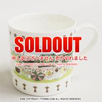 Wimbledon(ウィンブルドン) オフィシャル商品 ウィズ ヒル ビューマグカップ 全英オープンテニス