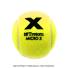 トレトン(Tretorn) マイクロエックス micro X ノンプレッシャー テニスボール 12個セット イエロー×イエローの画像2