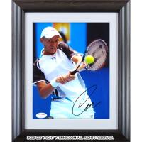 ニコライ・ダビデンコ選手 直筆サイン入り記念フォトパネル 2010年全豪オープン JSA authentication認証 オーストラリアオープン