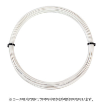 【12mカット品】テクニファイバー(Tecnifiber) アイスコード (ICE Code) ホワイト 1.20mm/1.25mm/1.30mm ポリエステルストリングス テニス ガット ノンパッケージ