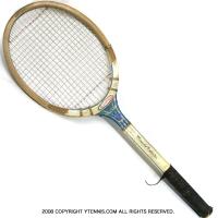 オールプロ ヴィンテージラケット ミススーパー テニスラケット 木製 ウッドラケット
